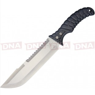 Frost Cutlery FTX34GY ABS Bowie Fixed Blade Knife