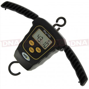 NGT Dynamic Digital Scales with Folding Handles 110lb-50kg