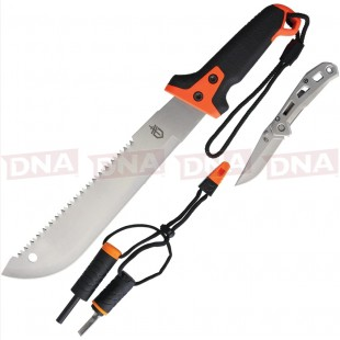 Gerber G-1559 Overcome Machete Knife Kit