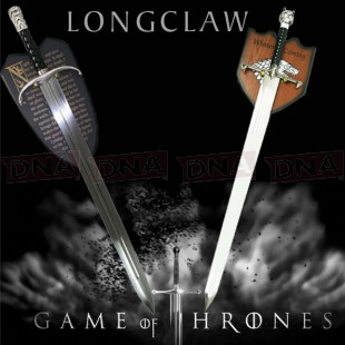 Jon-Snow's-Longclaw-set