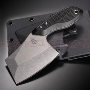Gerber G-3726 Tri-Tip Mini Cleaver Fixed Blade Knife