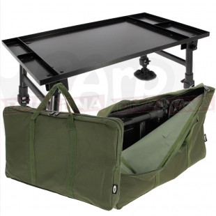 Giant Dynamic Bivvy Table with Case