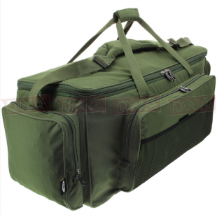 Giant Green Insulated Carryall Fishing Bag