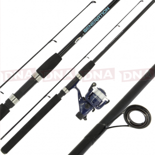 Rod Reel Fishing 7ft 1BB 6lb line