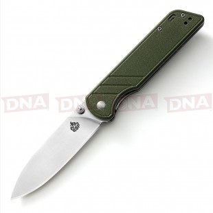 QSP G10 Lock Knife - Green Main