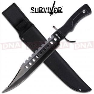 Survivor HK-2232B Tactical Lightweight Bowie