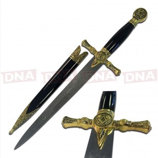 "HK-3416 16"" Medieval Short Sword"