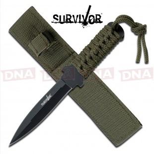 Survivor HK-7521 Minimalist Spear Point Dagger