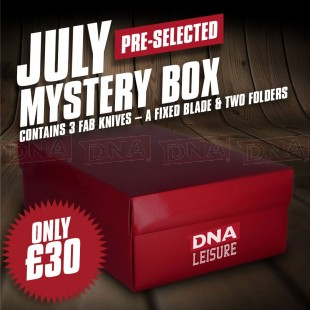 Pre-Selected Mystery Box - JULY Edition