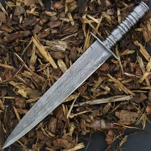 Damascus DM5023 Short Sword