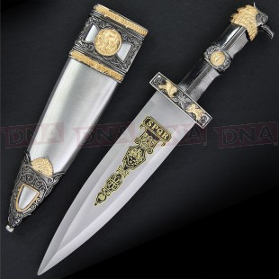 K072S Ornamental / Ceremonial Dagger with Sheath