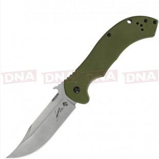 Kershaw KS6030 CQC-10K Framelock Knife Open