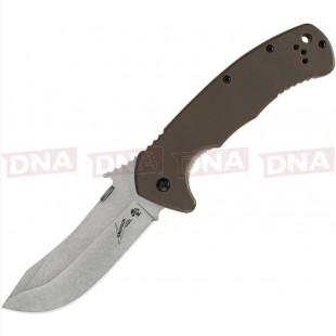 Kershaw KS6031D2 CQC-11K Framelock Knife Open