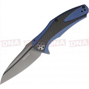 Kershaw KS7007CF Natrix Sub Framelock CF Knife Open