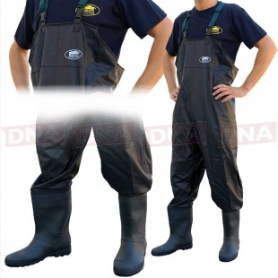 Lineaeffe Black All Weather Waders Main