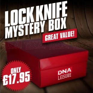 Mystery Lock Knife Set