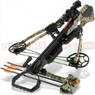 Man Kung 135lb Camo Reverse Draw Compound Crossbow