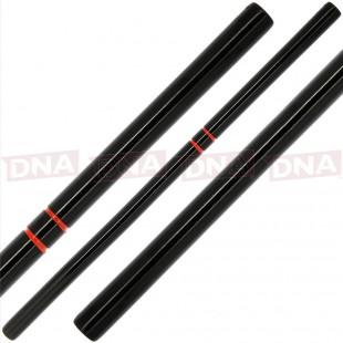 Martial Arts Black Striped Escrima Stick