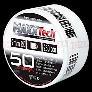 Max Tech 380 RK 9mm Revolver Blanks