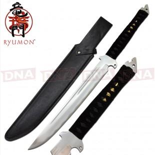 Modernised Japanese Tanto Fixed Blade