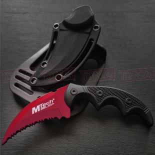 MTech MT-20-63RD Red Hawk Bill Karambit