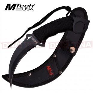 MTech USA MT-20-76BK Fixed Blade Knife
