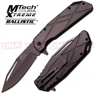 MTech MX-A831GY Spring Assisted Knife