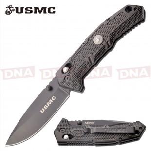 MTech Marines M-1064BK Bar Lock Knife