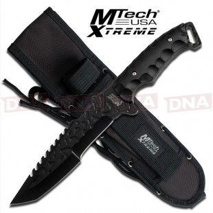 MTech USA Xtreme MX-8062BK Fixed Blade Knife