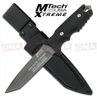 MTech USA Xtreme MX-8071 Fixed Tanto Blade Knife