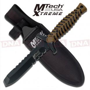 MTech USA Xtreme MX-8089TBT Fixed Blade Knife