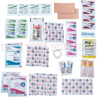 Off Grid Tools OGTBFAM Pocket First Aid Kit