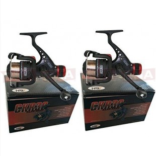 2x CKR30 Reels with 8lb Line