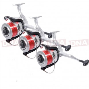 3x Silk 70 Fixed Spool 3BB Fishing Reels