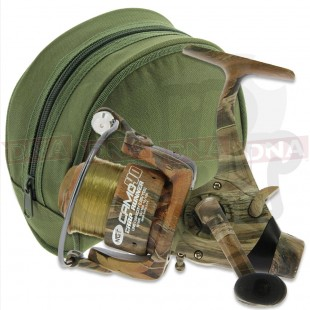 Camo 40 Reel with Case