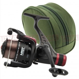 CKR50 Reel with Padded Case
