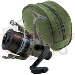 Commando 60 Carp Reel with Case