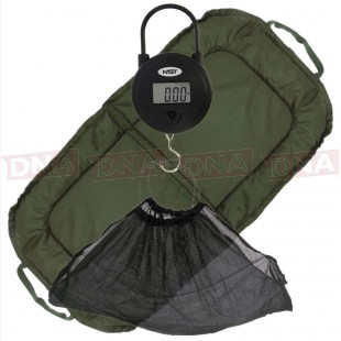 Beanie Landing Mat with Digital Scale and Sling