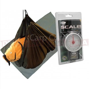 Fishing Sling with Mat and Scale