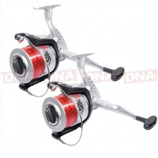 2x Silk 70 Sea Fishing Reels