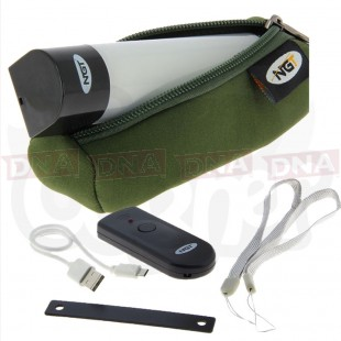 Small Fishing Bivvy Light with FREE Case