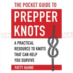 Patty Hahne LG-BK372 The Pocket Guide to Prepper Knots
