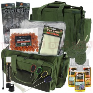 Great Value Tackle Set with PVA Carryall Tools Rigs and More!
