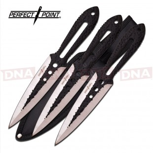 Perfect Point Forged Effect Throwing Knives
