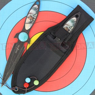 Perfect Point PP-128-2DR Throwing Knife Set