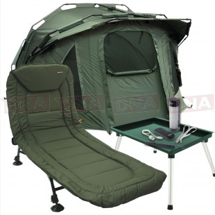 Fortress Bivvy Set with Bedchair Table and LED Light Main
