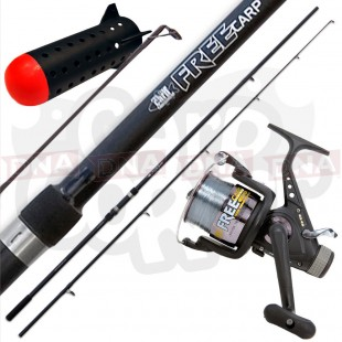 R-FREECARP-ROD3LB+FREECARP-REEL+SPOD