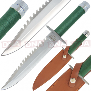 Rambo 1 Style Survival Knife + Kit