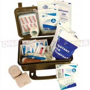 Red Rock Outdoor Gear REDFA101C General Purpose First Aid Kit