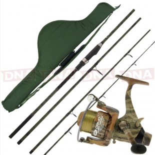 Rod, Reel and Holdall Fishing Set